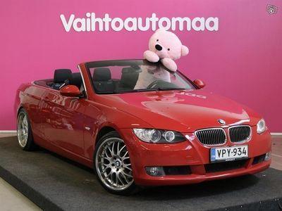 käytetty BMW 325 Cabriolet i E93 # Xenon # Näyttävä # Pikkukilsat