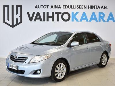 käytetty Toyota Corolla Corolla 1.6 Dual VVT-i Linea Sol Plus 4ov Multimode # SIISTI AUTOMAATTIHYVÄLLÄ HUOLTOHISTORIALLA #