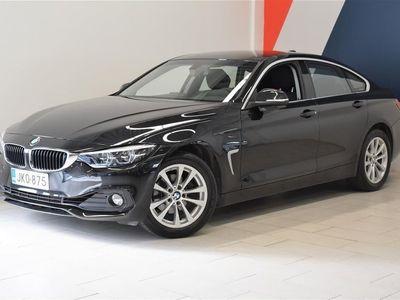 käytetty BMW 420 Gran Coupé F36 420i A xDrive Business Exclusive Edition * Bps Takuu 24kk/40tkm* *** Premium Sele
