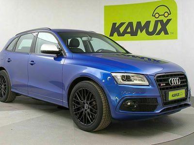 käytetty Audi SQ5 3.0 V6 TDI 230 kW quattro tiptronic // Navigointi / Nahka-Alcantara / Vetokoukku //