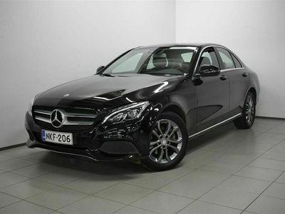 käytetty Mercedes C200 4Matic A Premium Business
