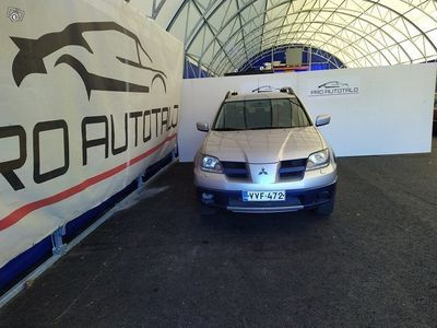 käytetty Mitsubishi Outlander