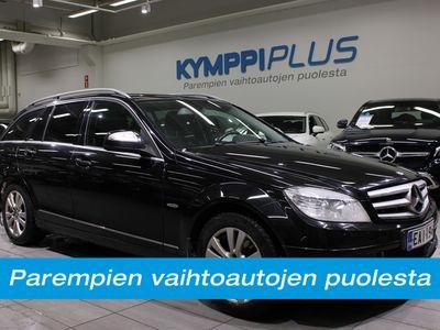 käytetty Mercedes C200 CDI T A Business Avantgarde