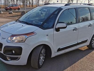 käytetty Citroën C3 Picasso HDi 110 Exclusive airdream