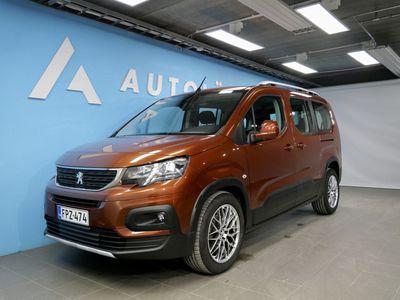 käytetty Peugeot Rifter Allure BlueHDi 130 EAT8-automaatti L2 *Webasto* KORKO: 2.95% + Kasko -30%!