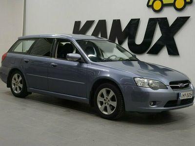 käytetty Subaru Legacy 2,0R (AC) AT Neliveto / Suomi-auto / Lohkolämmitin sisäpistokkeella