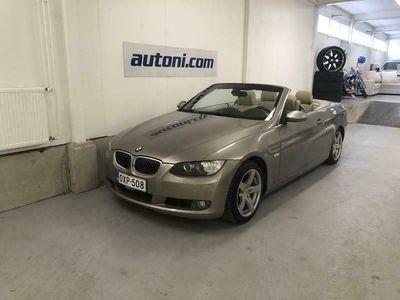 käytetty BMW 325 Cabriolet i TODELLA HYVÄ AVO BEMMI ! KÄSIRAHA ALKAEN 0€