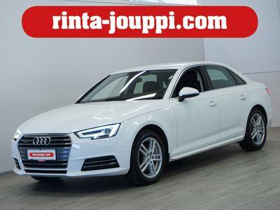 käytetty Audi A4 Sedan Business Sport 2,0 TDI 140 kW quattro S tronic - Tulossa myyntiin! Webasto, Vetokoukku, Sport-