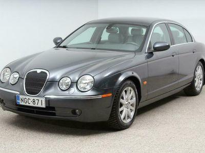 käytetty Jaguar S-Type 2,7D V6 Classic AT - Myydään kunnostettavaksi