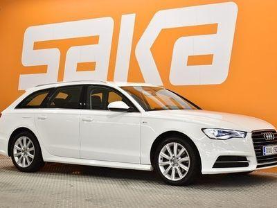 käytetty Audi A6 Avant Business Sport 2,0 TDI 140 kW ultra S tronic S-LINE ** Sporttipenkit / Alletaittuva vetokoukku