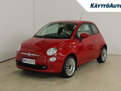 käytetty Fiat 500 ITALIA 1,2 8V 69 HV BENSIINI