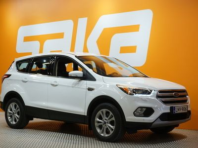 käytetty Ford Kuga 1,5 TDCi 120 hv FWD Titanium 5-ovinen **** Tähän autoon on saatavilla LänsiAuto Safe -sopimus joka t