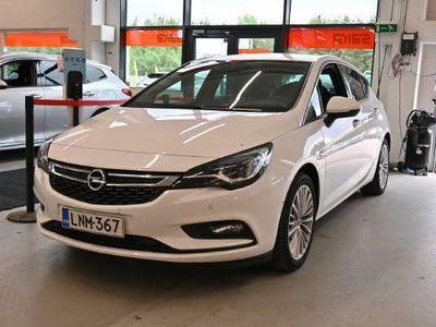 käytetty Opel Astra 5-ov Innovation 1,4 Turbo ecoFLEX Start/Stop 110kW MT6 ** Suomi-auto / Kaistavahti / Navi / Tutkat **
