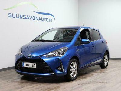 käytetty Toyota Yaris 1,5 Hybrid Premium 5ov