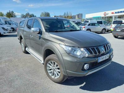 käytetty Mitsubishi L200 Double Cab 2.4 DI-D Magnum Instyle AT 5-P