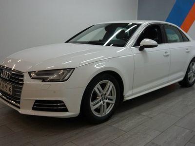 käytetty Audi A4 Sedan First EdtBsnSport 2,0 TDI140 QA(17