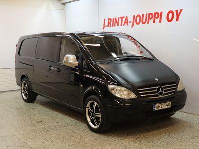 käytetty Mercedes Vito 115CDI -3,2/34K pitkä A3 Aut. J. kotiintoimitus