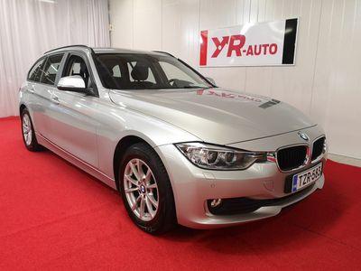 käytetty BMW 320 dAut. F31 Touring xDrive *FACELIFT* SPORTTIPENKIT! SUOMIAUTO!