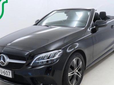 käytetty Mercedes C200 4Matic A Cabriolet
