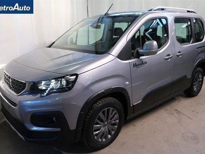 käytetty Peugeot Rifter Allure BlueHDi 100 S&S L1 **rahoituskorko 1%, Navigointi, Lapsipaketti, aut ilmastointi**