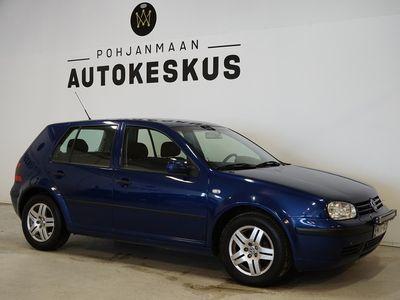 käytetty VW Golf 1,4 Firstline 5d - ** Kattoluukku / Ilmastointi / Moottorilämmitin **