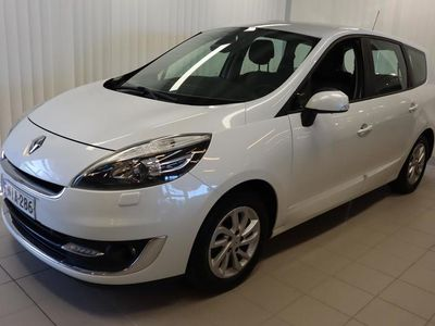 käytetty Renault Grand Scénic Energy dCi 110 6MT SS FAP Expression