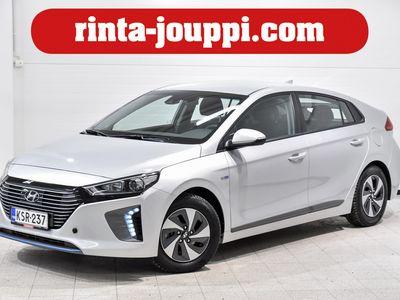 käytetty Hyundai Ioniq hybrid DCT Comfort - Tehdastakuu voimassa 1/2022 asti!