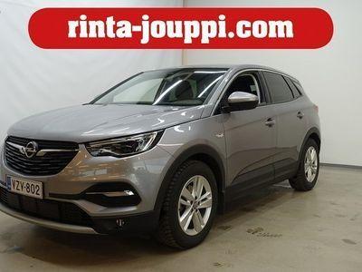 käytetty Opel Grandland X Innovation 1,6 CDTI S/S 88 A - **VETOKOUKKU**