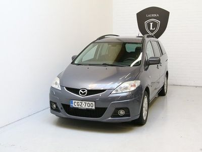 käytetty Mazda 5