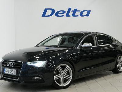 käytetty Audi A5 Sportback 3,0 V6 TDI DPF 180 kW quattro S tronic-autom./ FACELIFT!!