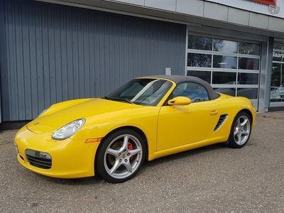 """käytetty Porsche Boxster BoxsterAvoauto 3200 Käsivaihteinen *Upea väri, Xenon,Nahat,Bose,19""""*"""