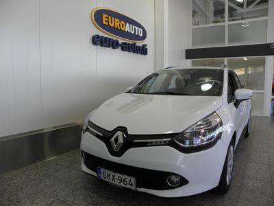 käytetty Renault Clio Sport Tourer Energy TCe 90 Navi Style, VAIN 120?/KK, NAVI, LED, BLUETOOTH, CRUISE, LOHKIS, KAHDET RENKAAT, USB, AUX