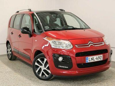 käytetty Citroën C3 Picasso PureTech 110 Feel / Panorama lasikatto / Santander rahoitustarjous 0,99% + kulut