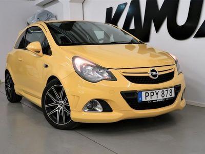 käytetty Opel Corsa 1.6 Turbo | Navi |