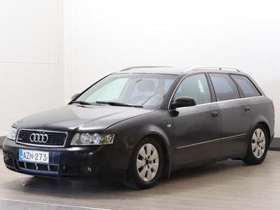 käytetty Audi A4 Avant 1,8 turbo quattro