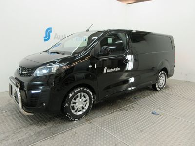 käytetty Opel Vivaro Van Enjoy L 2,0 Diesel Turbo S/S 180hv