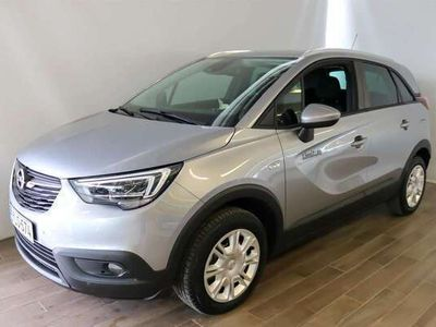 käytetty Opel Crossland X Comfort 130 Automatic Edition ** LED-ajovalot, lämmitettävä tuulilasi **