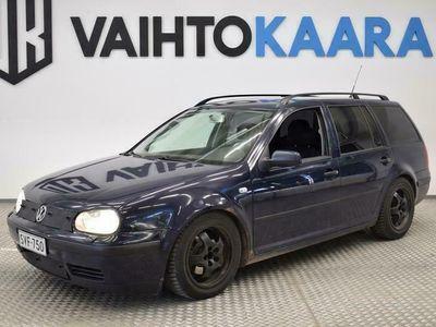 käytetty VW Golf Golf 1.9 TDI PwD 100 Hv Firstline Variant # Klassikko#