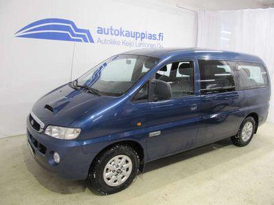 käytetty Hyundai H-1 Van 2.5crdi 9