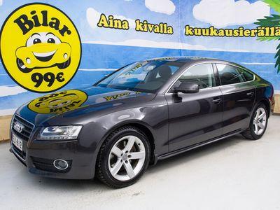käytetty Audi A5 Sportback Business 2,0 TFSI 155 kW quattro S tronic-aut. **KaukoEber**