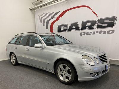 käytetty Mercedes E280 CDI V6 Avantgarde