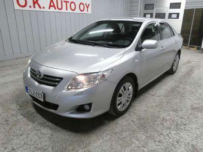 käytetty Toyota Corolla 1,4 D-4D Linea Sol 4ov