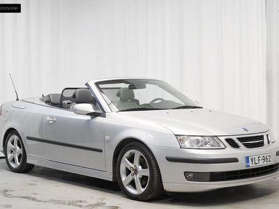 käytetty Saab 9-3 Cabriolet 1.9 TiD *Tilaa videoesittely* *Hieno yksilö*