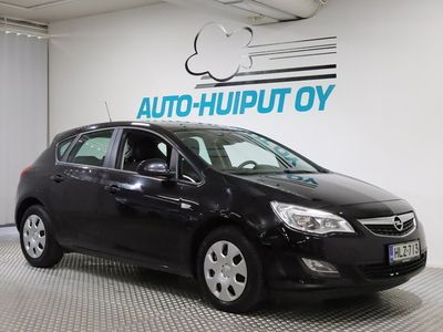 käytetty Opel Astra Enjoy 1,6 Turbo Automaatti 179Hp *** Pikkusportti / Vakkari / Vetokoukku ***