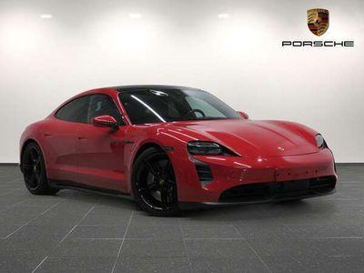 käytetty Porsche Taycan 4S 420 kW