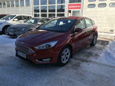 käytetty Ford Focus 1,0 EcoBoost 125 hv Start/Stop M6 Titanium 5-ovinen