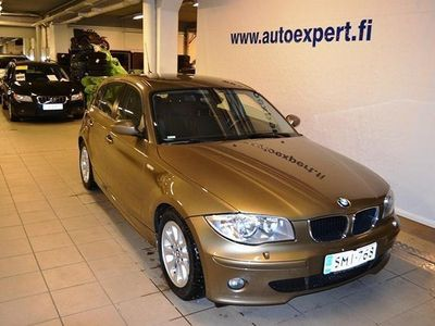 used BMW 120