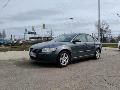 käytetty Volvo S40 2,0D (136 hv) Momentum man ** Suomi-Auto / Webasto **