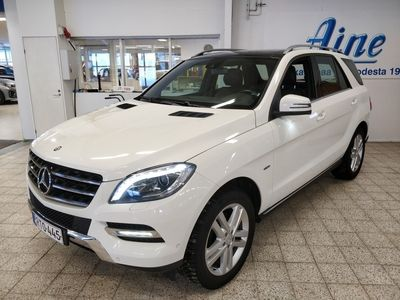käytetty Mercedes ML350 BlueTec 4Matic A Business (MY12) *Panorama* *Nahkaverhoilu* *Airmatic*