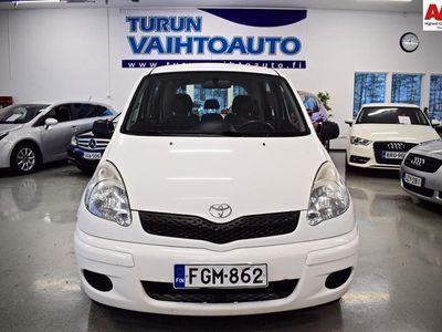 käytetty Toyota Yaris Verso